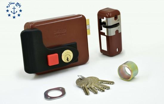 قفل برقی تایسیز کليد معمولی