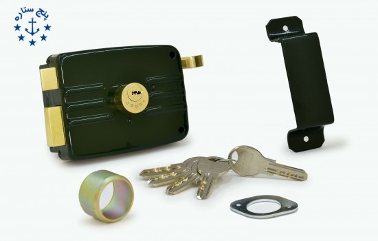 قفل  حياطي تری لاین کليد کامپیوتری