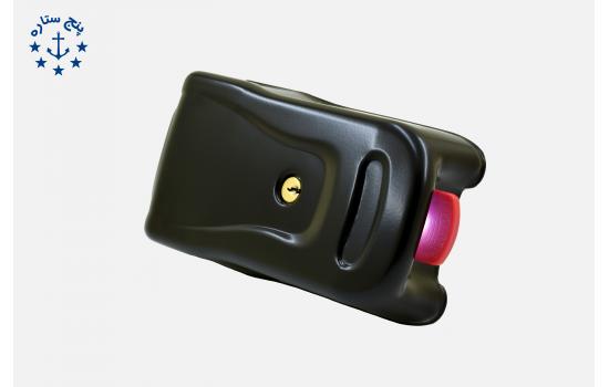 قفل برقي ترتل چراغدار کليد معمولي